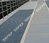 Two Different Surface gratings for Sewage Treatment Plant